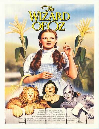 Poster de The Wizard of Oz (El mago de Oz)