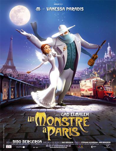 Un Monstruo En París (2011)