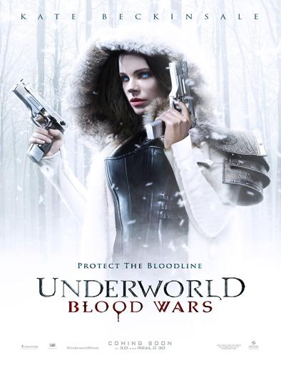 ver Inframundo 5: Guerras de Sangre (Underworld 5) (2017) Online