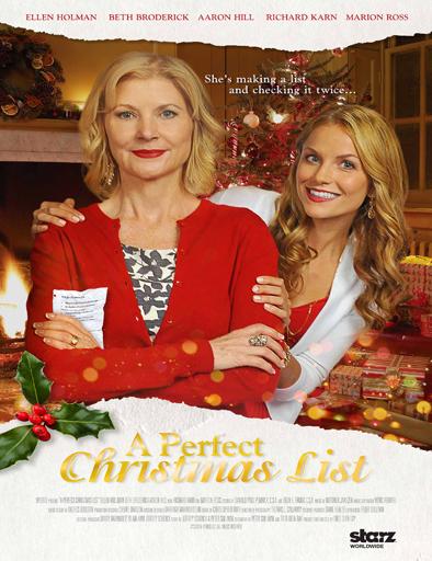 La lista perfecta de navidad (2014) online