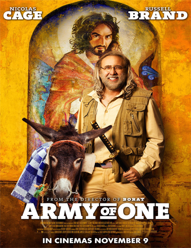 Army of One 2016 Online latino español Gratis