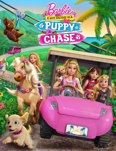 Barbie y sus hermanas: En la búsqueda de perritos (2016) online
