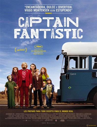 Poster de Captain Fantastic (Capitán Fantástico)