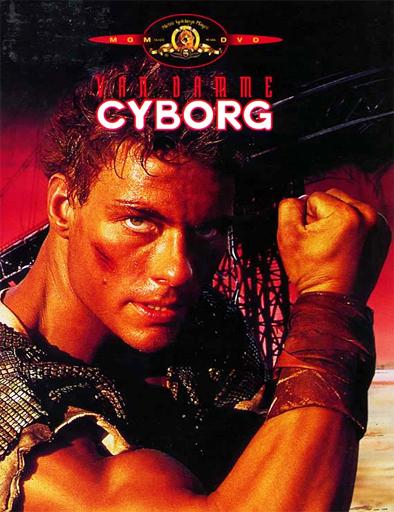 Poster de Cyborg