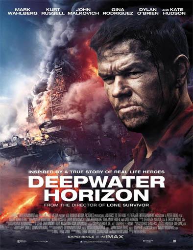 Ver Deepwater Horizon (Horizonte profundo) (2016) online