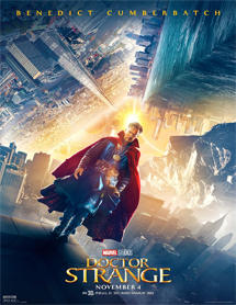 Doctor Strange: Hechicero Supremo Película Completa Online [MEGA] [LATINO] 2016
