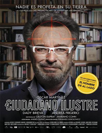 imagen El ciudadano ilustre (2016) Online Latino Completa