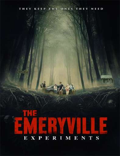 Poster de Emeryville (The Emeryville Experiments)