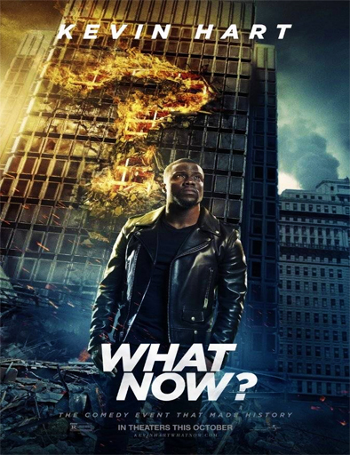 Poster de Kevin Hart: What Now?