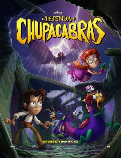 imagen La leyenda del Chupacabras (2016) Online Hd