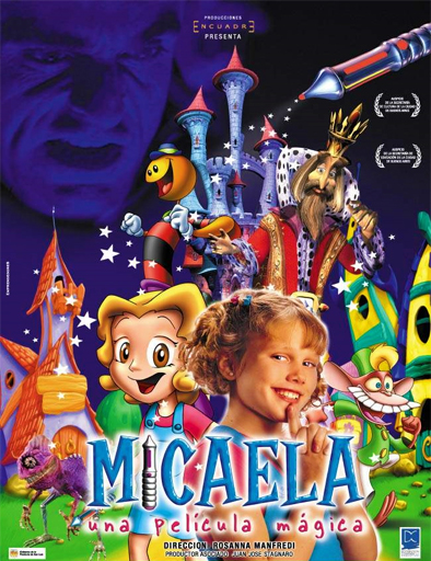 Poster de Micaela, una película mágica