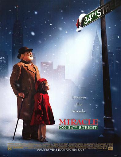 Poster de Miracle on 34th Street (Milagro en la calle 34)