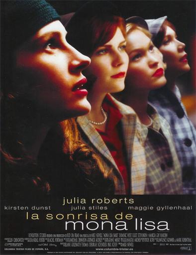 Poster de Mona Lisa Smile (La sonrisa de Mona Lisa)