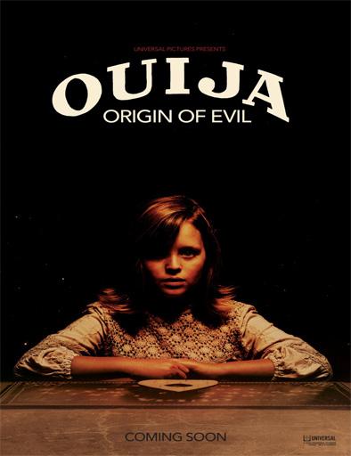 Ouija 2: El Origen Del Mal (2016)