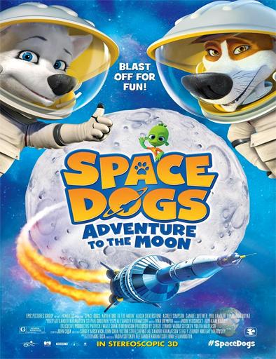 Space Dogs: Aventura en el espacio (2016) online