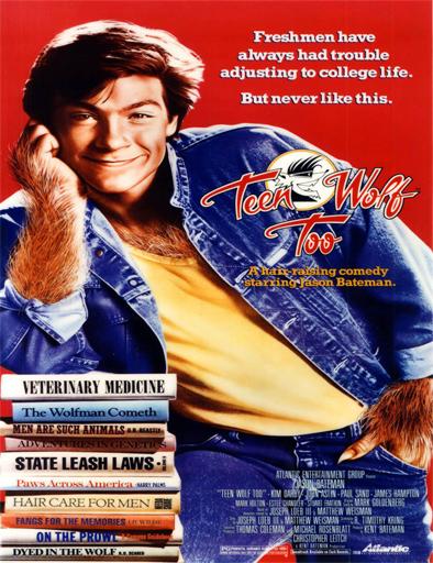 Poster de Teen Wolf Too