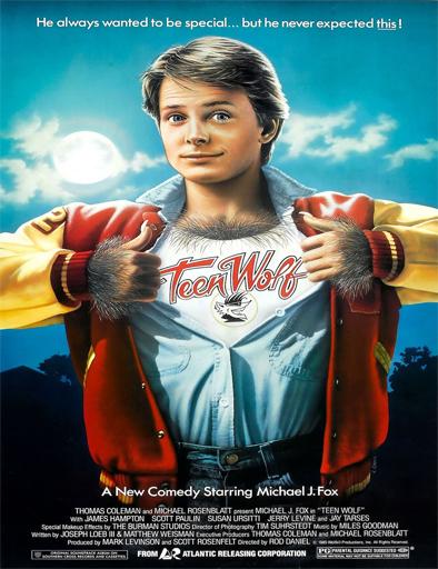 Poster de Teen Wolf (Lobo adolescente)