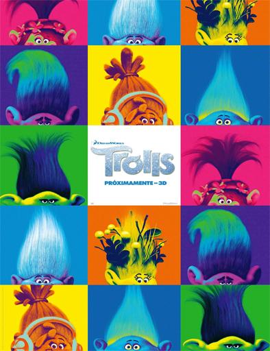 Trolls Pelicula Completa Online DVD [MEGA] [LATINO 2016]