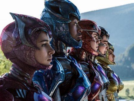 Power Rangers (2017) DVDRip Español Latino