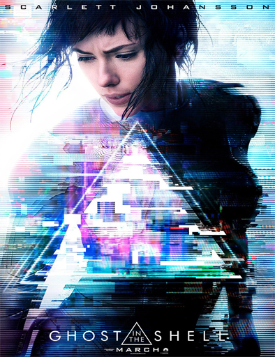 Ghost in the Shell Película Completa DVD [MEGA] [LATINO]