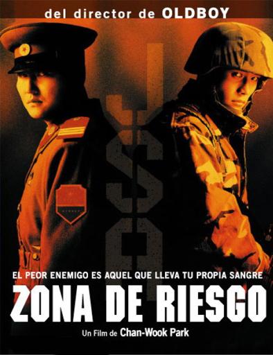 Poster de JSA: Zona de riesgo