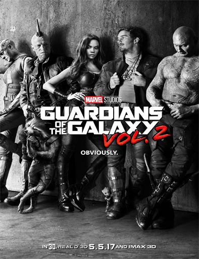 Ver Guardianes de la galaxia 2 Online (2017) Guardians of the Galaxy Vol. 2 Gratis HD Pelicula Completa