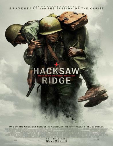 Ver Hacksaw Ridge (Hasta el último hombre) (2016) online