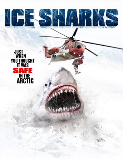 Poster de Ice Sharks (Tiburones del hielo)