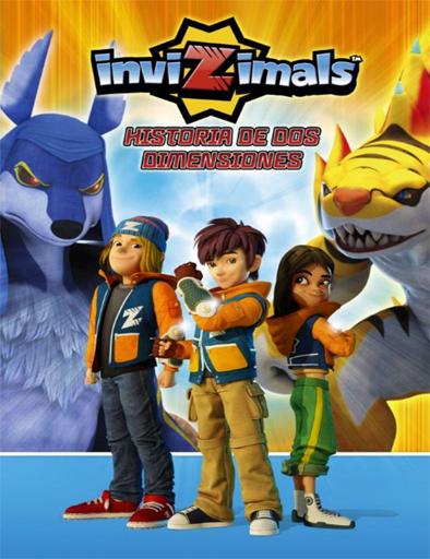 Invizimals: Historia de dos dimensiones (2013) online