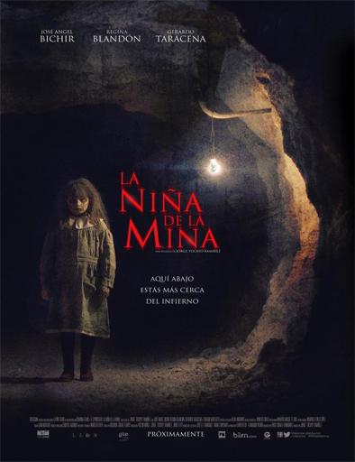 Poster de La niña de la mina