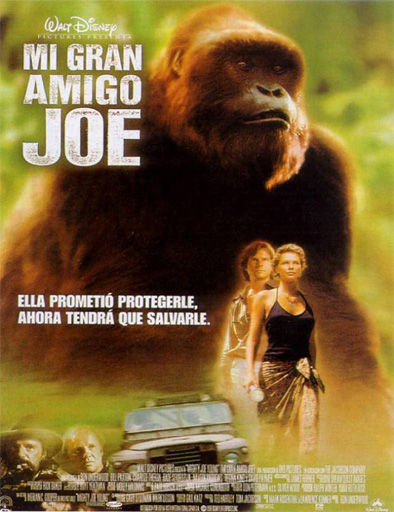 Poster de Mighty Joe Young (Mi gran amigo Joe)