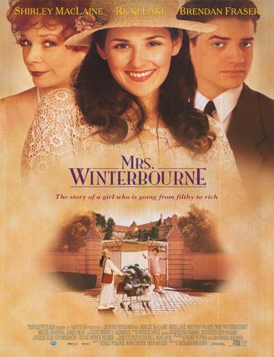 Poster de Mrs. Winterbourne (Con cariño desde el cielo)