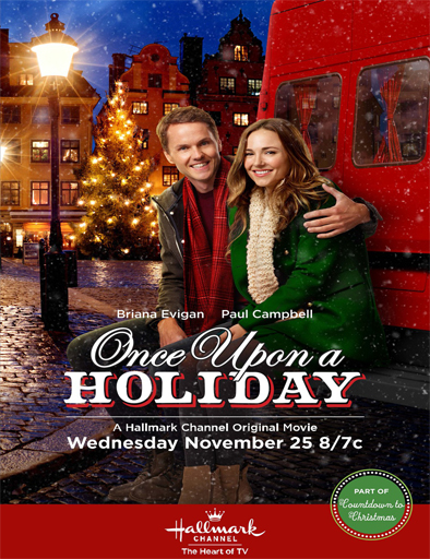 Once Upon A Holiday (2015)