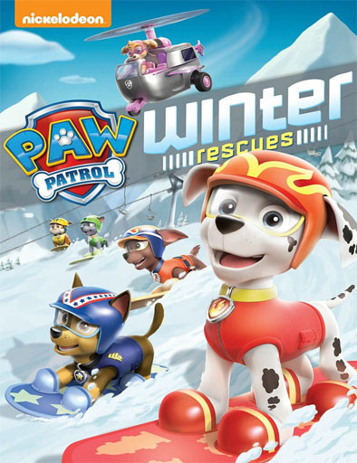La patrulla canina: Rescates invernales (2015) online