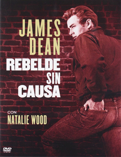 Poster de Rebel Without a Cause (Rebelde sin causa)