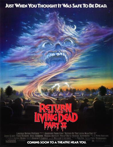 Ver El Regreso De Los Muertos Vivientes 2 1988 Online