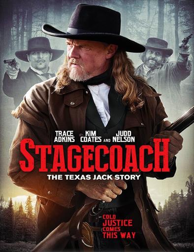 Stagecoach: The Texas Jack Story  2016 Online latino español Gratis