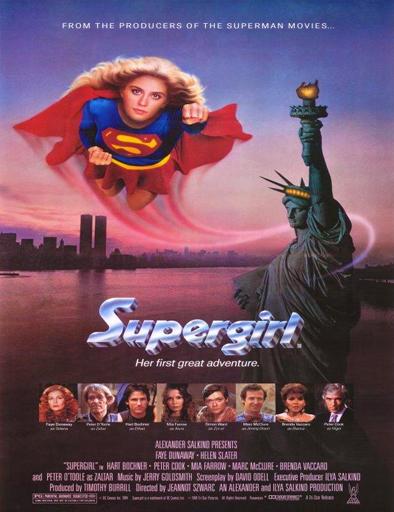 Pelicula Supergirl