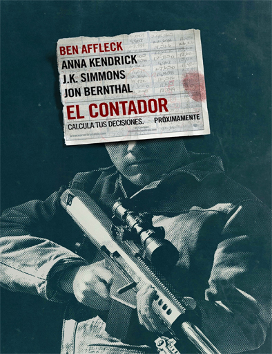Ver The Accountant (El contador) (2016) online