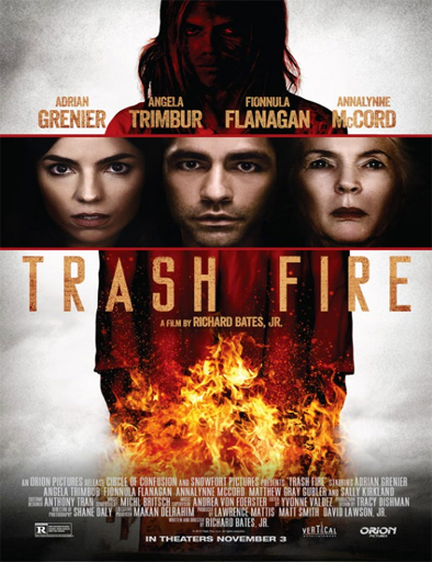 Poster de Trash Fire