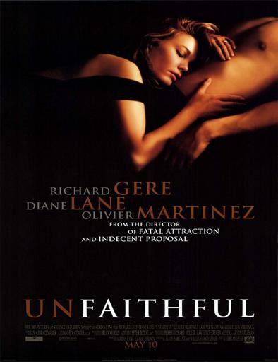 Poster de Unfaithful (Infidelidad)