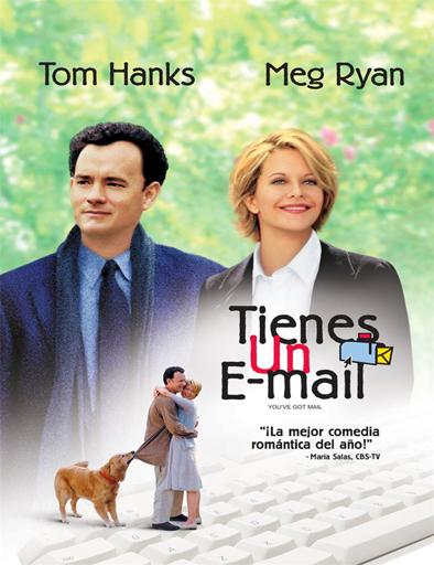 Poster de You've Got Mail (Tienes un e-mail)
