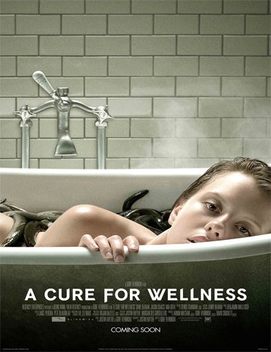 Ver La cura del bienestar (2017) online – A Cure for Wellness