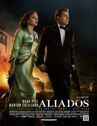 Ver Allied (Aliados) (2016) online