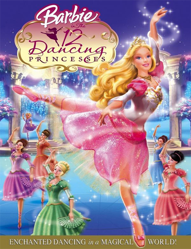 Barbie y las 12 princesas bailarinas (2006) online