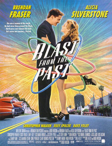 Poster de Blast From the Past (Buscando a Eva)