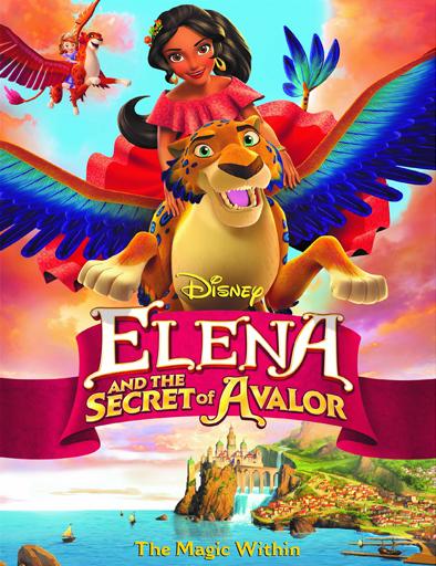 Elena y el secreto de Ávalor (2016) online