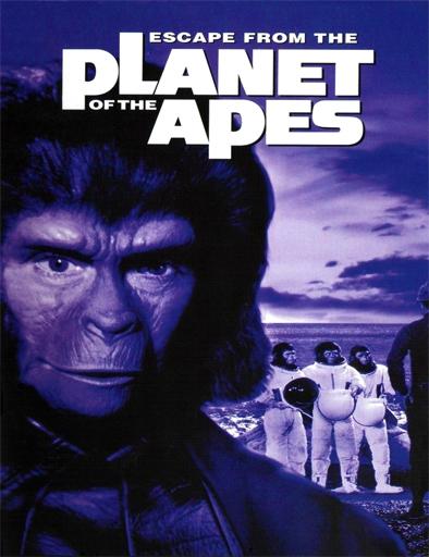 Poster de Escape del planeta de los simios