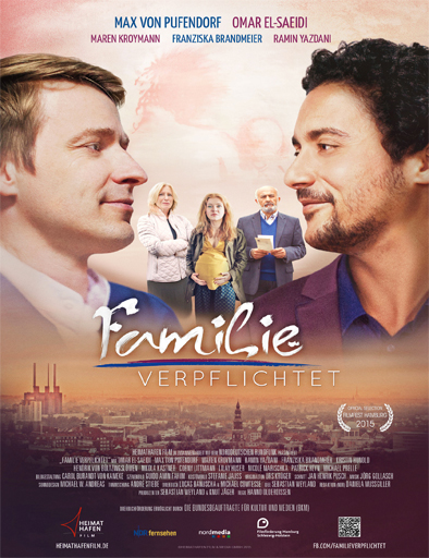 Poster de Familie verpflichtet (Family Commitments)