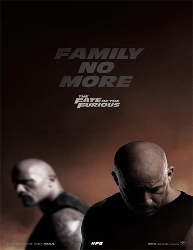 Ver Fast & Furious 8 (Rápidos y Furiosos 8) (2017) online